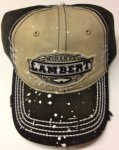 Splattered Saloon Cap